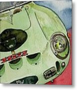 The 1962 Ferrari 250 Gto Was Built For Sir Stirling Moss Metal Print