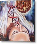 The 7 Spirits - The Spirit Of Wisdom Metal Print