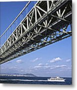 The 8th Wonder Of The World Metal Print