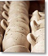 The Abandoned Ceramics Factory Metal Print