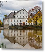 The Academy Mill Ws Metal Print