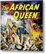 The African Queen  Metal Print