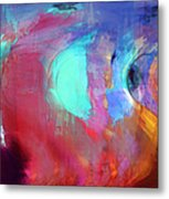 The Afterglow Metal Print