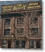 The Albany Metal Print