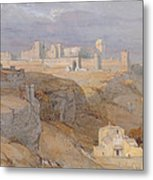 The Alcazar Of Carmona, Andalucia Metal Print