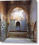The Alhambra Metal Print