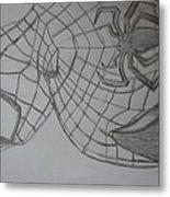 the amazing Spiderman 2 Metal Print
