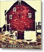 The American Experience Metal Print