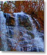 The Amicalola Waterfall Metal Print