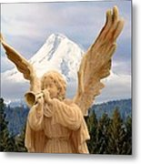 Sounds Of The Angel  Metal Print