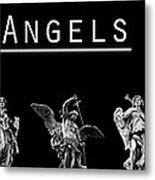 The Angels Of Rome Metal Print