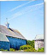 The Antique Barn Metal Print