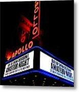 The Apollo Theater Metal Print