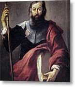 The Apostle Saint James Metal Print