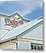 The Apple Barn Winery Pigeon Forge Tn Metal Print