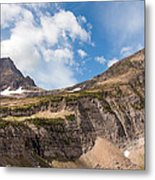 The Approach To Mount Reynolds Metal Print