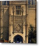 The Arch, Montacute House, Somerset Metal Print