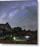 The Arch Of The Milky Way Galaxy Metal Print