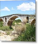 The Arches Of Pont St. Julien Metal Print
