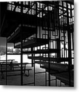 The Architect Metal Print