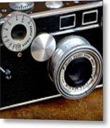 The Argus C3 Lunchbox Camera Metal Print