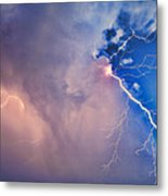 The Arrival Of Zeus Metal Print