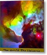 The Art Of The Universe 266 Metal Print