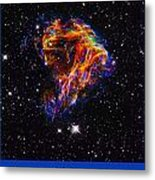 The Art Of The Universe 310 Metal Print