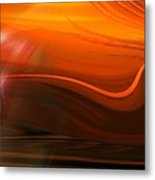 The Ascending Metal Print