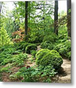 Asian Paths No. 15  Metal Print