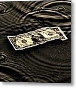 The Austerity Effect Metal Print