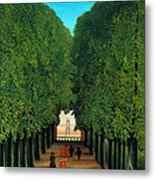 The Avenue In The Park At Saint Cloud    Metal Print