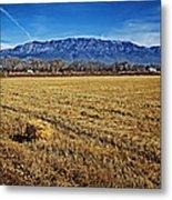 The Bale - Sandia Mountains - Albuquerque Metal Print