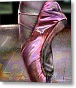 The Ballerina Metal Print