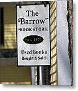 The Barrow Metal Print