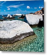 The Baths Metal Print
