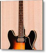 The Beach Boys Brian Wilson's Guitar Metal Print