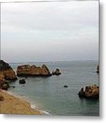 The Beautiful Algarve 4 Metal Print