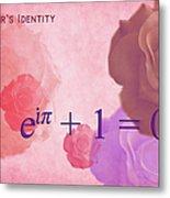 The Beauty Equation Metal Print