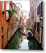 The Beauty Of Venice Metal Print