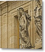 The Beauty Of Versailles - 2 Metal Print