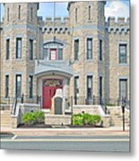 The Bel Air Maryland Armory 2 Metal Print
