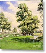 The Belfry Brabazon Golf Course 10th Hole Metal Print