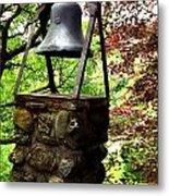 The Bell Tolls Metal Print