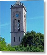 The Bell Tower 1 Metal Print
