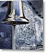 The Bell-uss Bowfin Pearl Harbor Metal Print