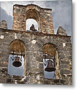 The Bells Of Espada Metal Print