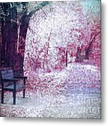 The Bench Of Promises Metal Print