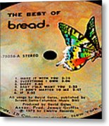 The Best Of Bread Side 1 Metal Print
