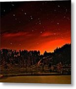 The Big Dipper Metal Print